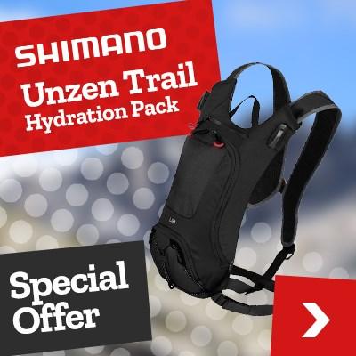 Shimano Unzen Trail Hydration Pack