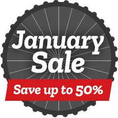 Save up to 50% in our January Sale