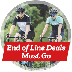 Warehouse Clearance - End of Line Deals Must Go