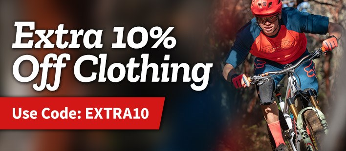 Extra 10% OFF Cycling Clothing