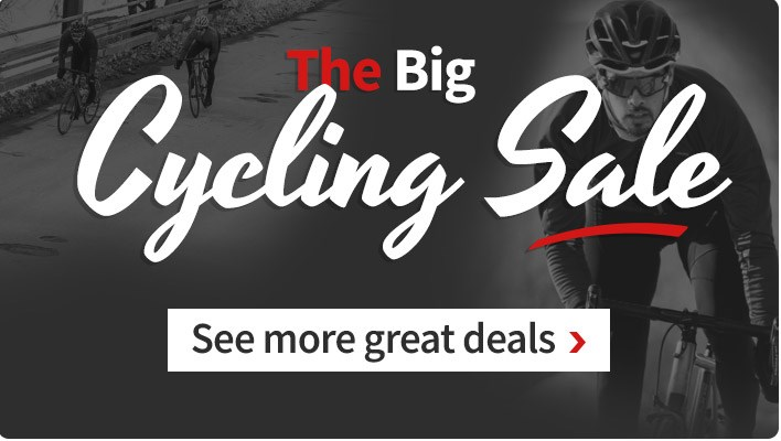 The Big Cycling Sale Now On