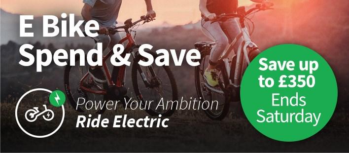 Extra 10% Off Sale Bikes