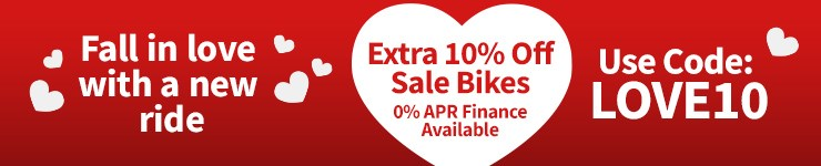 Extra 10% Off Sale Bikes