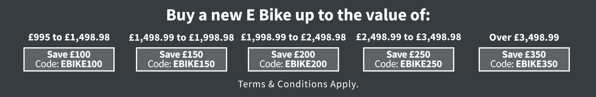 Save up to £350