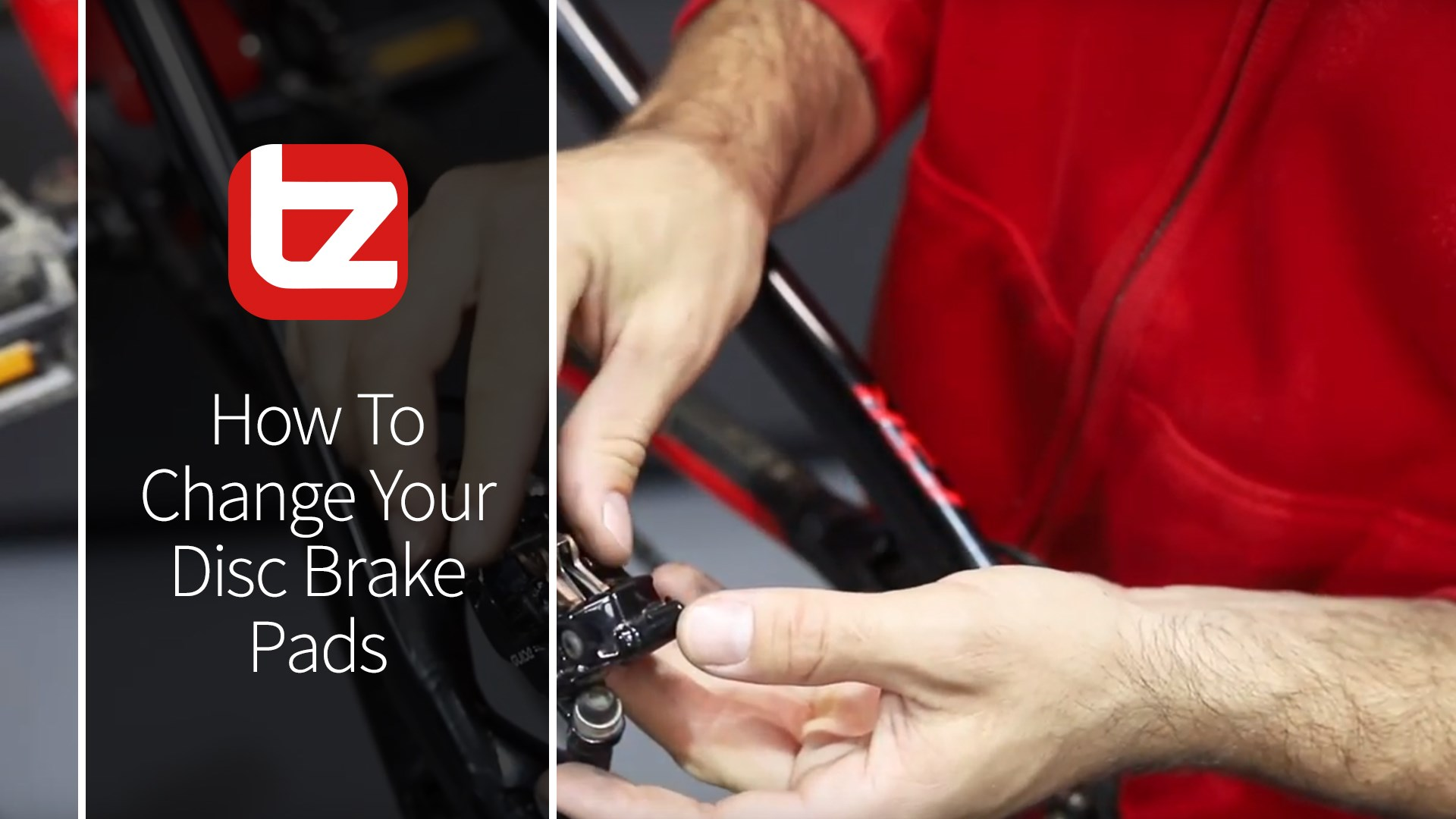 How to Change Disc Brake Pads