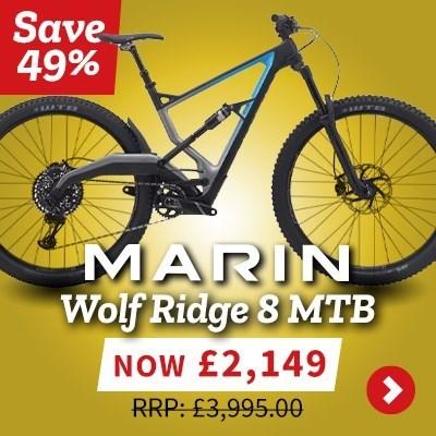 Marin Wolf Ridge 8 MTB - Save 49%