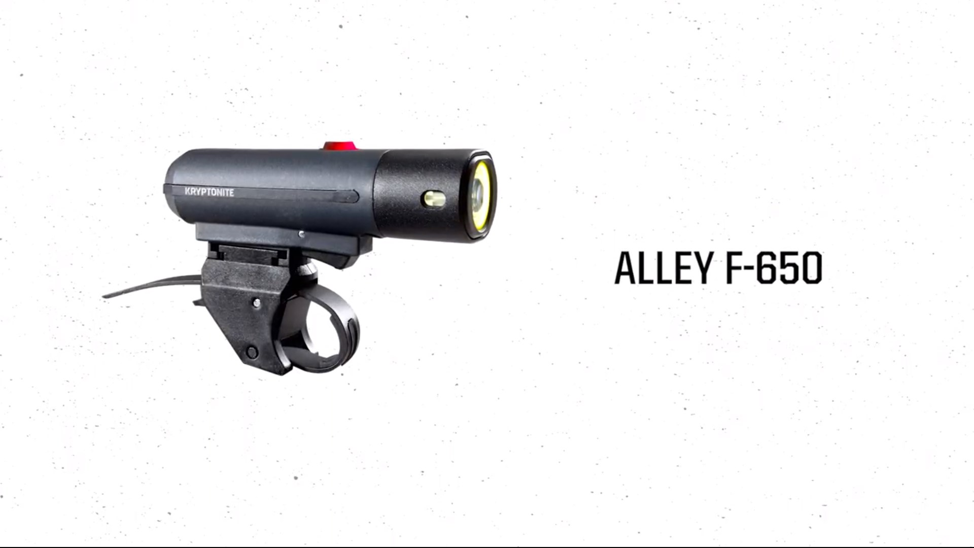 Kryptonite Alley F-650 Premium USB Front Light