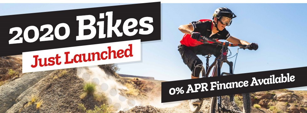 2020 Bikes - Just Launched