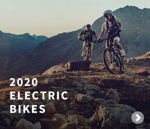 Shop 2020 Electric Bikes