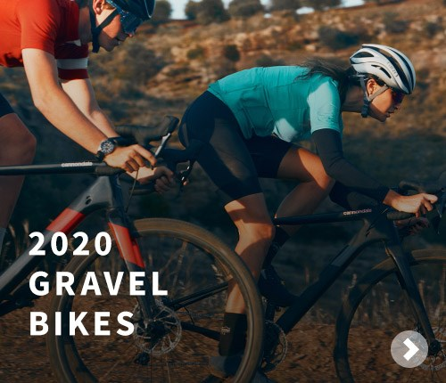 Shop 2020 Gravel Bikes