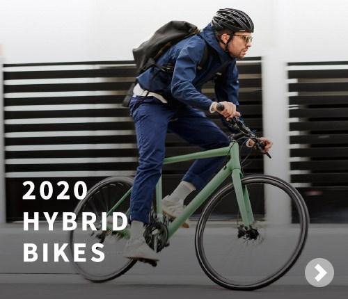 Shop 2020 Hybrid Bikes