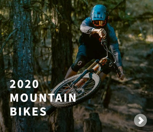 Shop 2020 Mountain Bikes