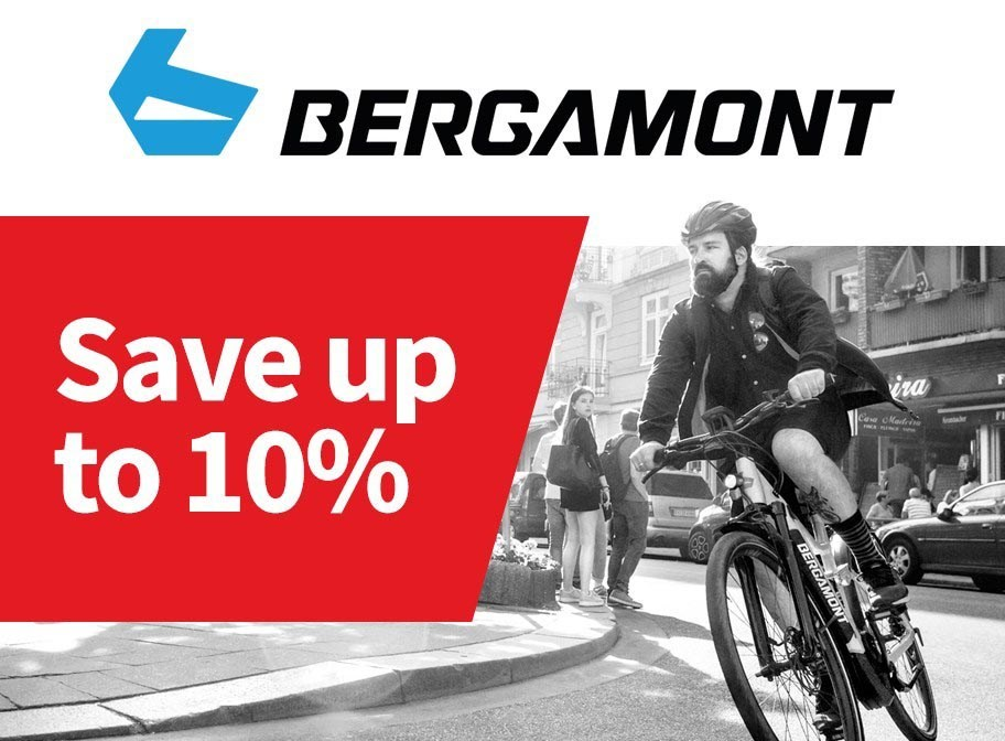 Bergamont - Save up to 15%