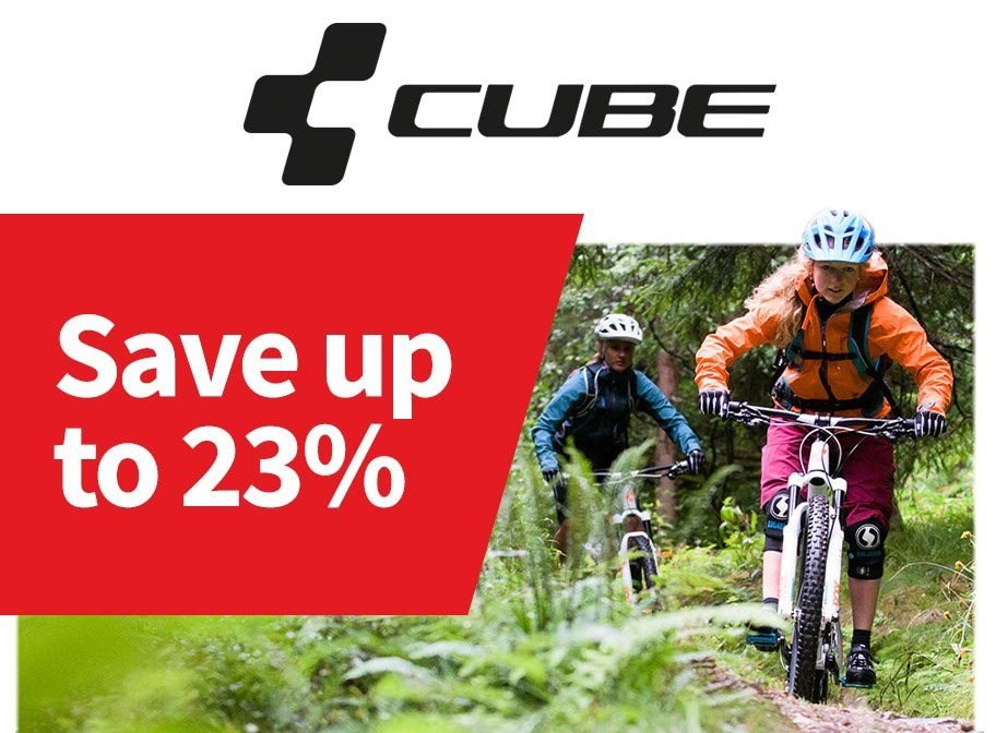 Cube - Save up to 23%
