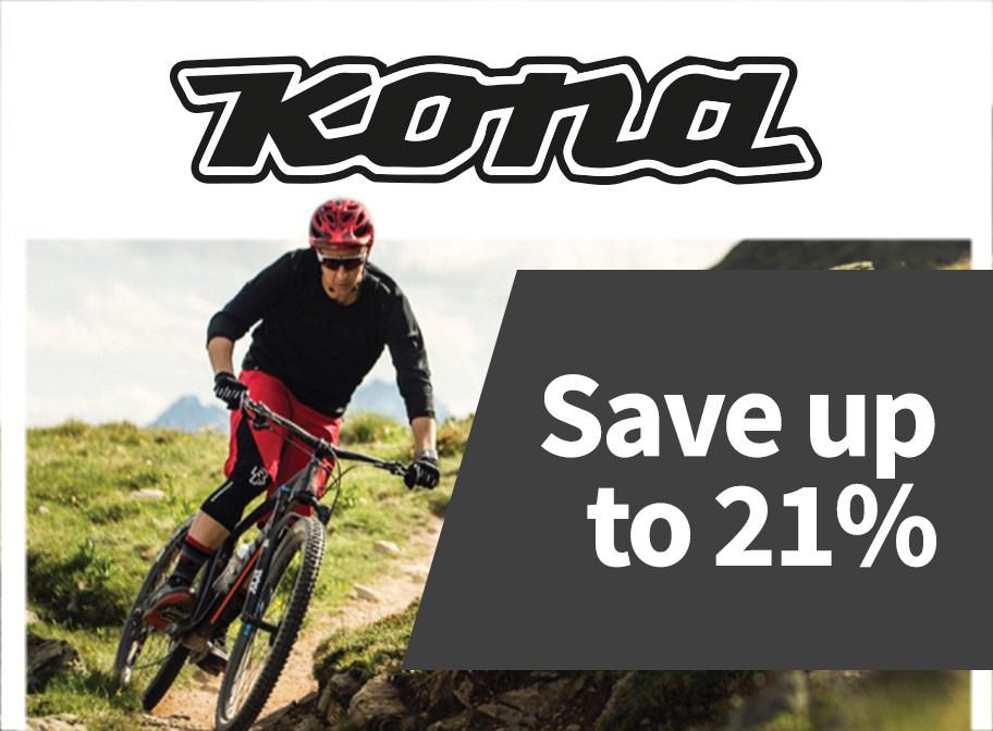 Kona - Save up to 21%