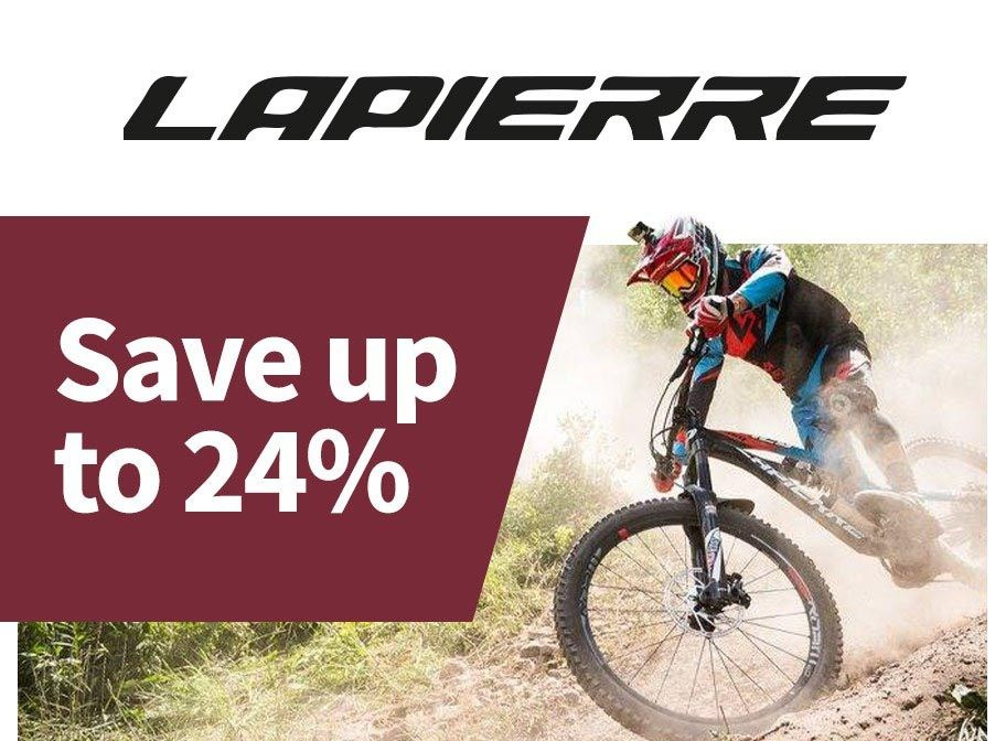 Lapierre - Save up to 24%