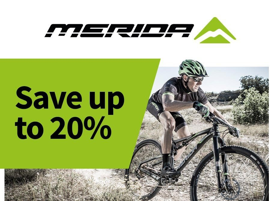 Merida - Save up to 20%