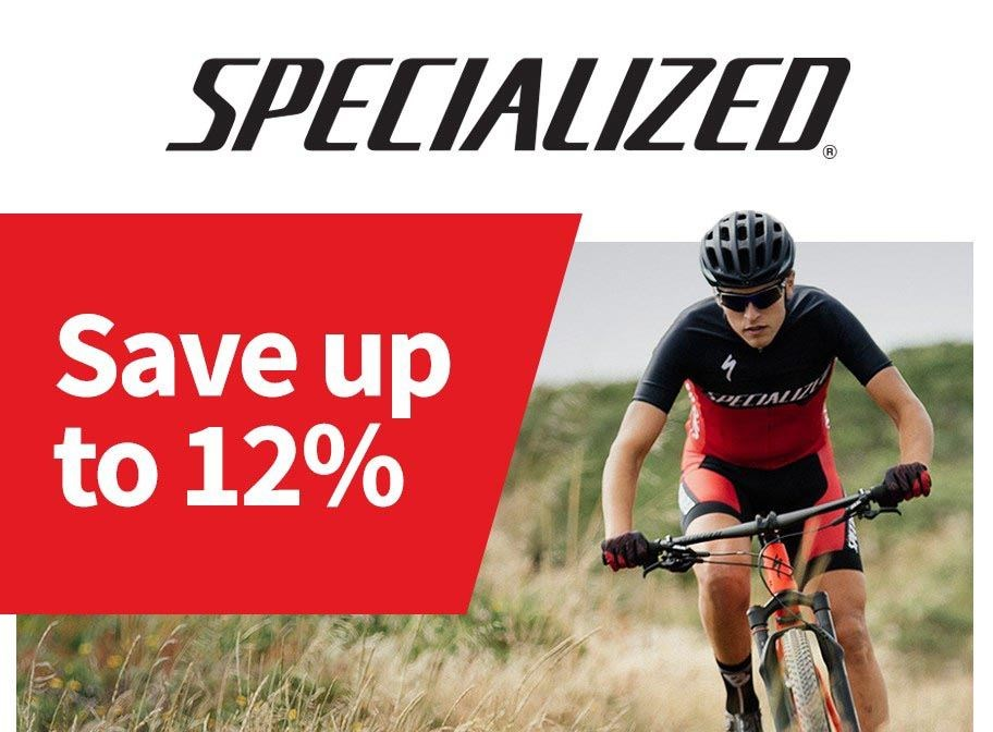 Specialized - Save up to 12%