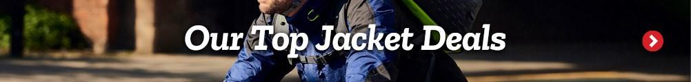 Our Top Jacket Deals