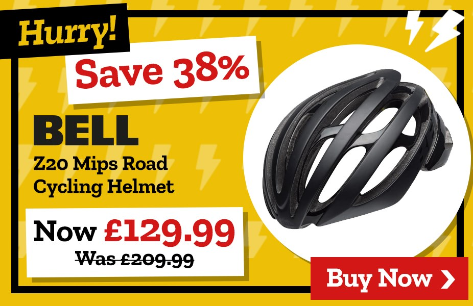 Save 38% on Bell Z20 MIPS Road Cycling Helmet