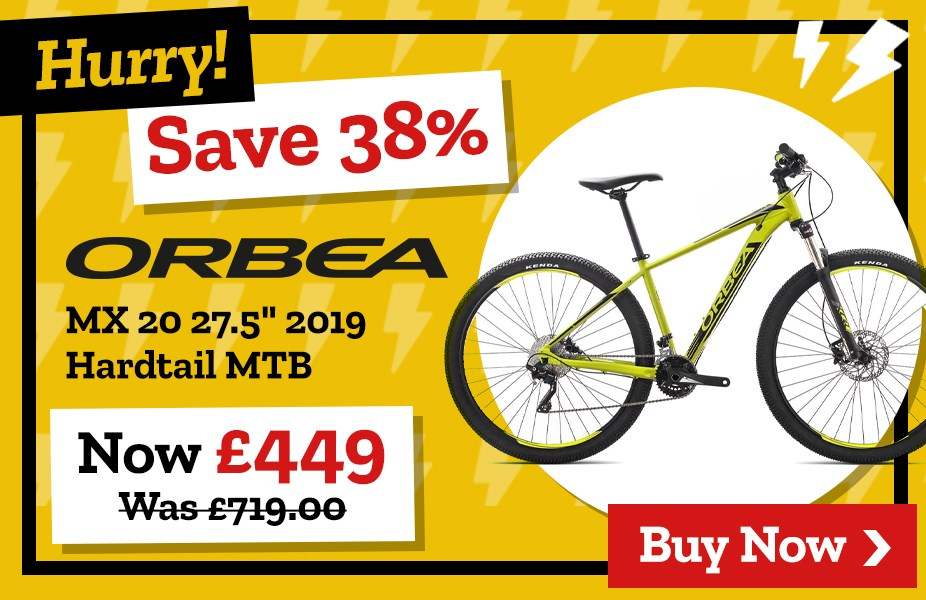 Save 38% on Orbea MX 20 27.5
