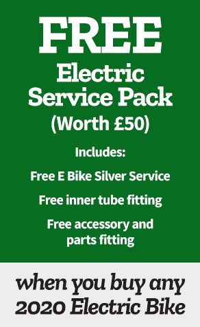 Electric Service Pack
