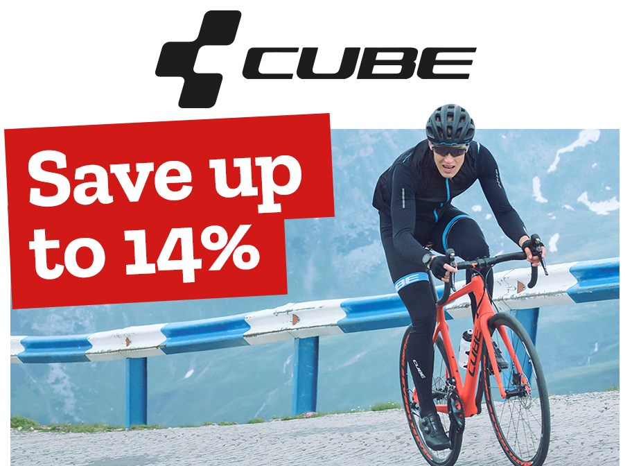 Cube - Save up to 14%