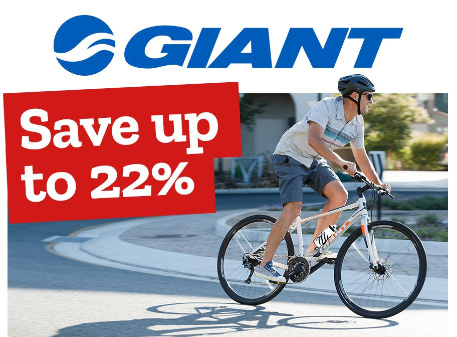 Giant - Save up to 22%