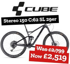 Cube Stereo 150 C:62 SL