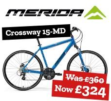 Merida Crossway 15-MD