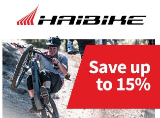Haibike - Save up to 15%