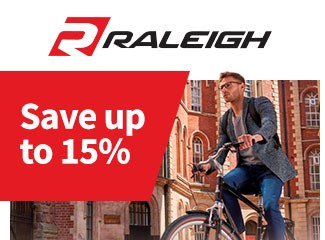 Raleigh - Save up to 15%