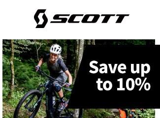 Scott - Save up to 10%