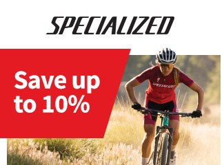 Specialized - Save up to 10%