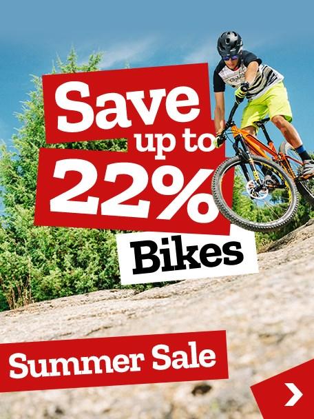 Summer Sale - Bikes