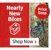 Nearly New Bikes - Price Drop