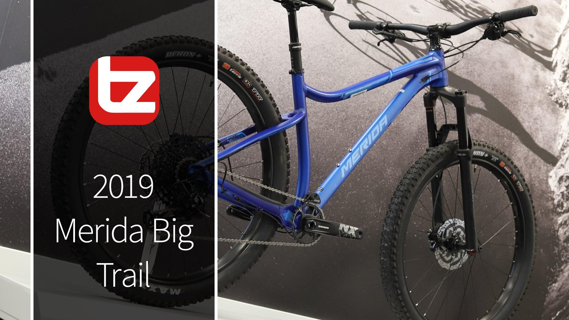 2019 Merida Big Trail | Range Review | Tredz Bikes