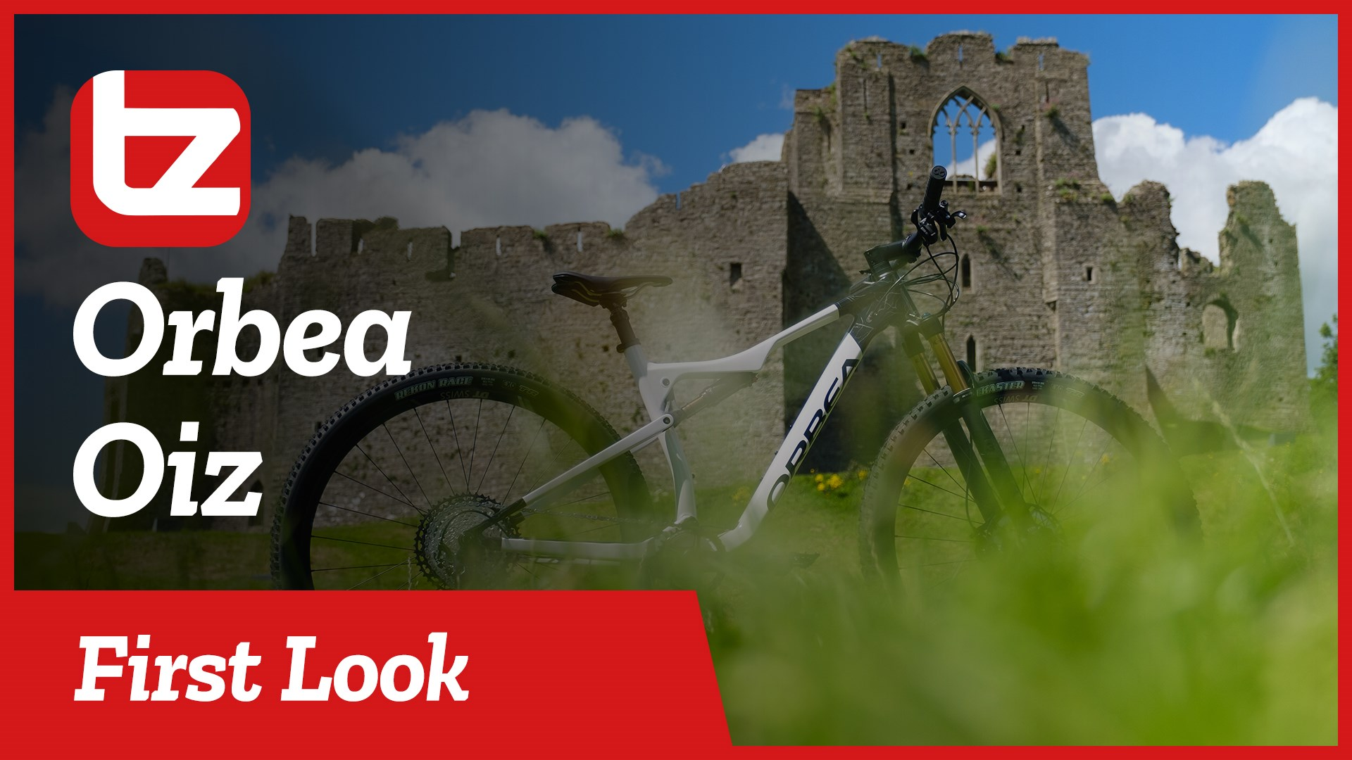 New Orbea Oiz | First Look and Ride Impressions | Tredz Bikes