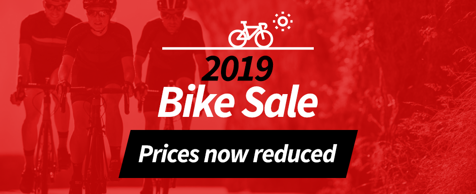 2019 Bike Sale - Prices now reduced