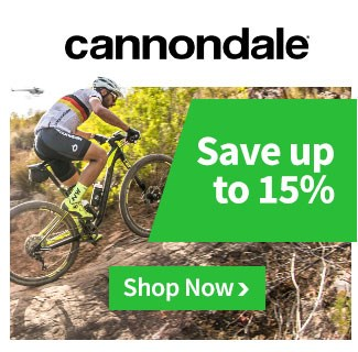 Cannondale Sale - Save up to 15%