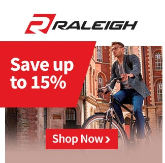 Raleigh Bike Sale - Save up to 15%