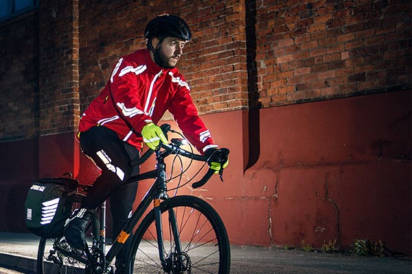 Commuter cycling jackets