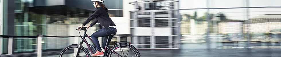 commuter e-bike banner