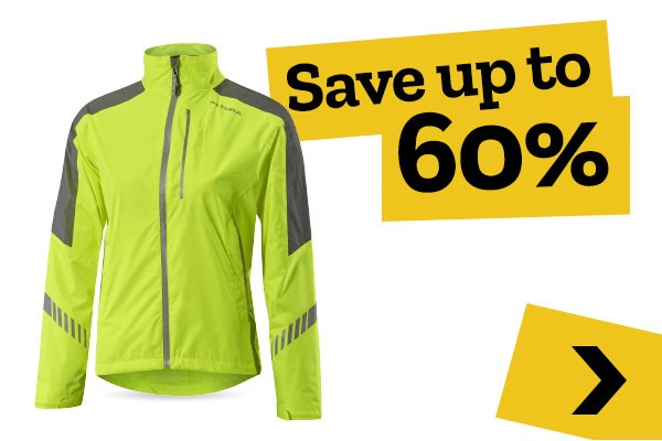 Mid-season Clearance -Jackets  - Save up to 60%