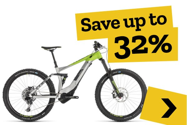 Mid-season Clearance - Nearly New Bikes - Save up to 32%