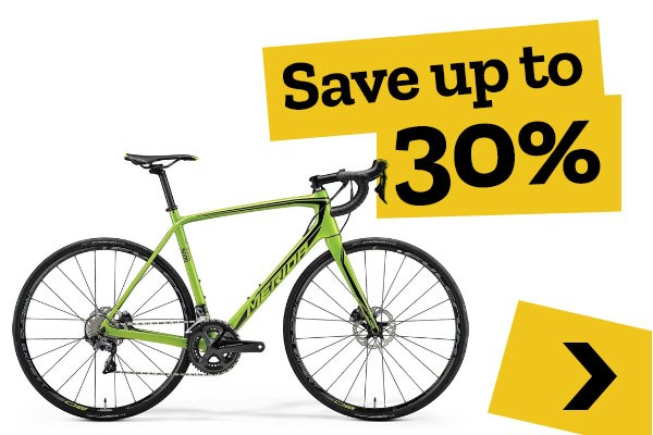 Mid-season Clearance - Road Bikes - Save up to 30%