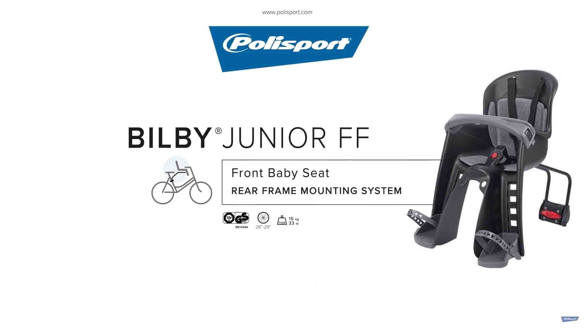 Bilby Junior FF - Mounting Instructions