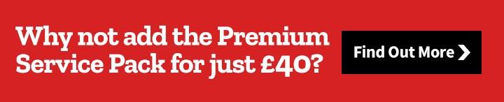 Tredz Premium service pack