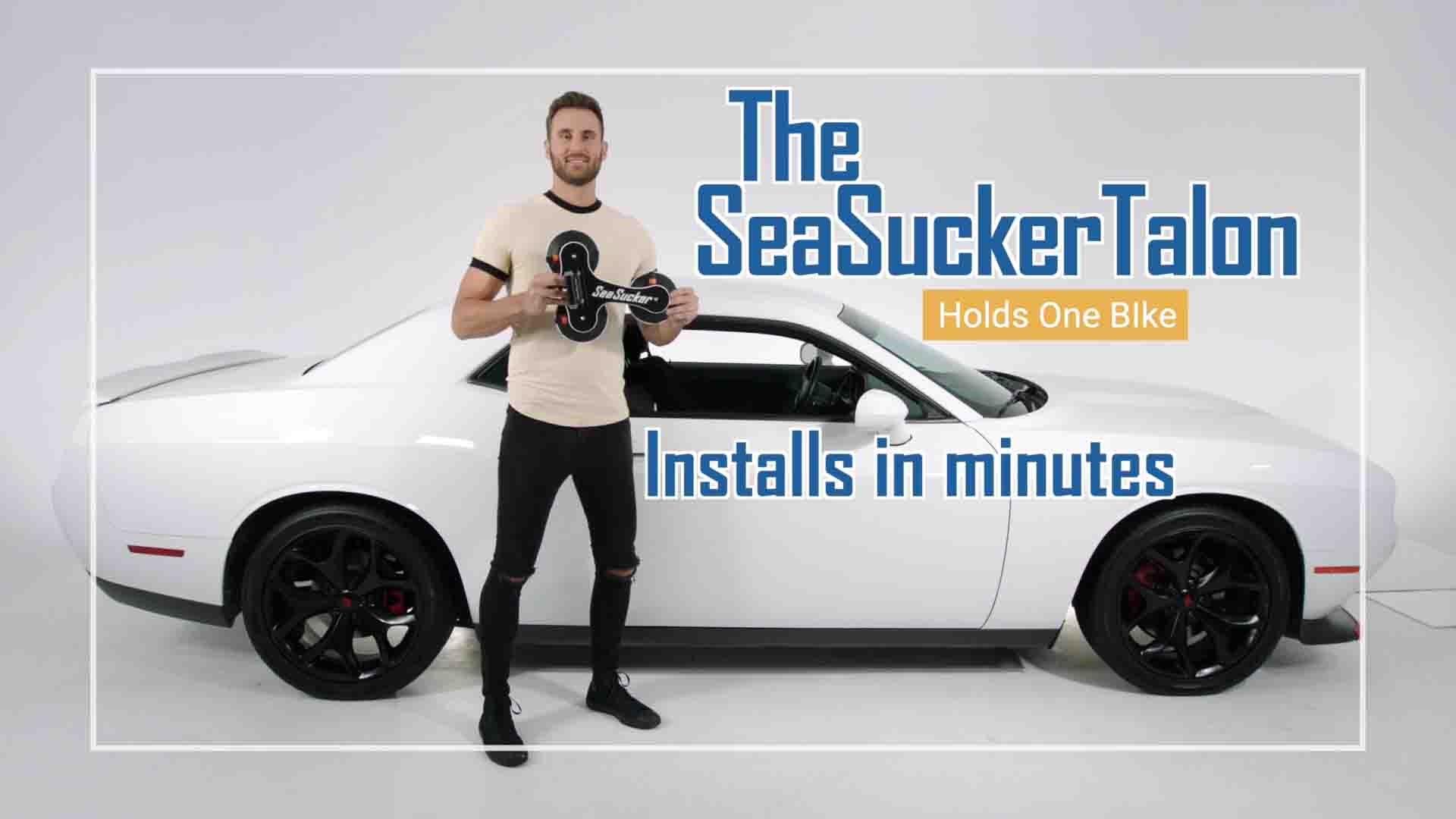 The SeaSucker Talon Bike Rack