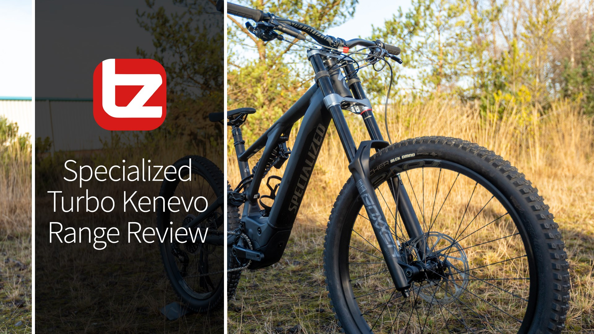 Specialized Turbo Kenevo | Range Review | Tredz Bikes